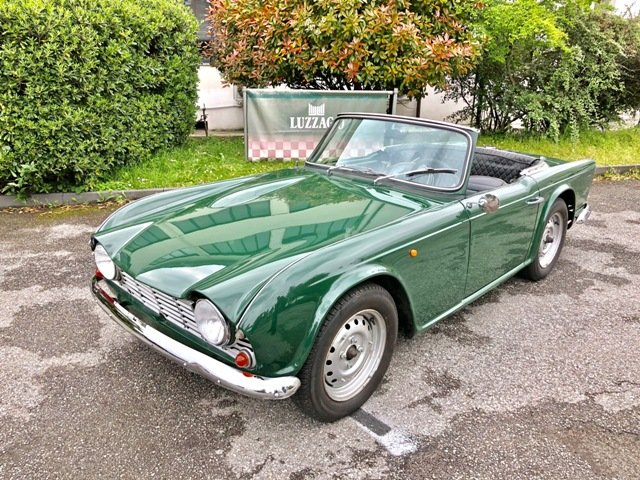 1964 Triumph - TR 4 Sport For Sale (picture 1 of 6)