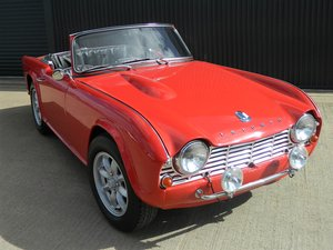 1962 TRIUMPH TR4 2.1 For Sale