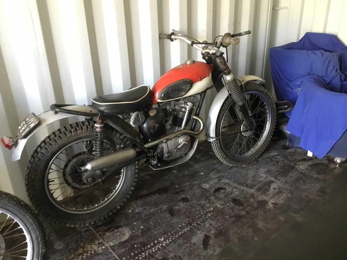 1959 triumph tiger cub For Sale (picture 1 of 1)