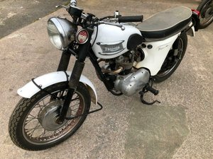 1963 TRIUMPH 350cc TIGER 90 IDEAL PROJECT For Sale