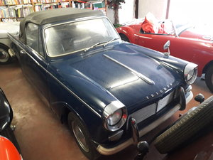 1968 TRIUMPH HERALD For Sale by Auction