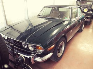 1974 TRIUMPH STAG DECAPOTABLE For Sale by Auction