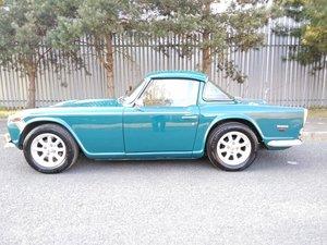 1967 Triumph TR 250  For Sale