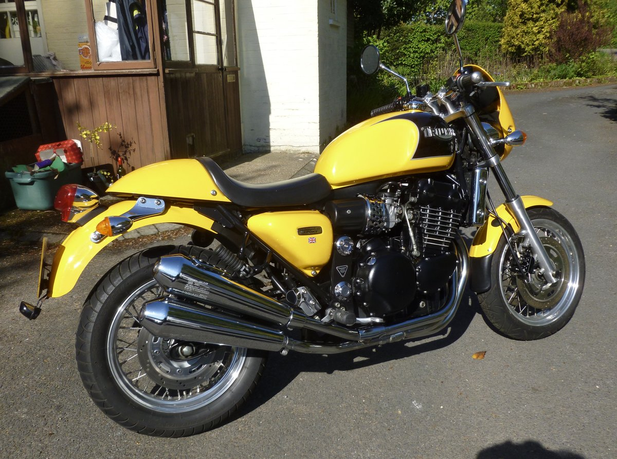 1997 Triumph Thunderbird sport For Sale (picture 1 of 6)