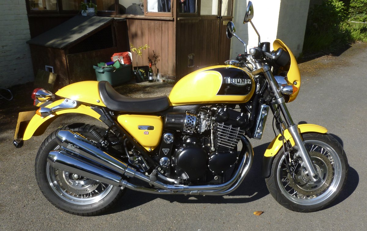 1997 Triumph Thunderbird sport For Sale (picture 2 of 6)