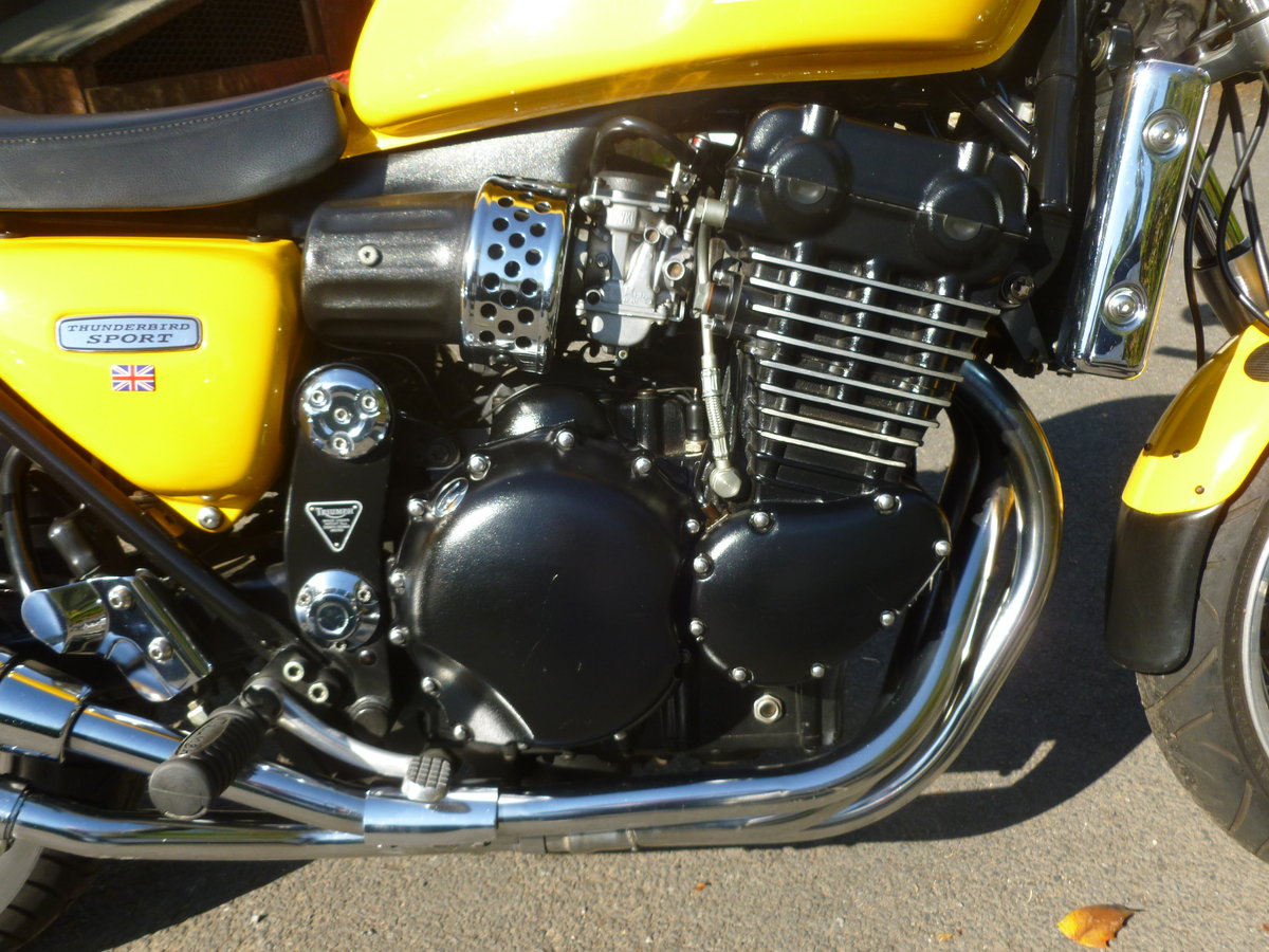 1997 Triumph Thunderbird sport For Sale (picture 3 of 6)