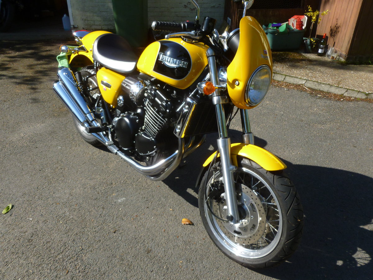 1997 Triumph Thunderbird sport For Sale (picture 5 of 6)
