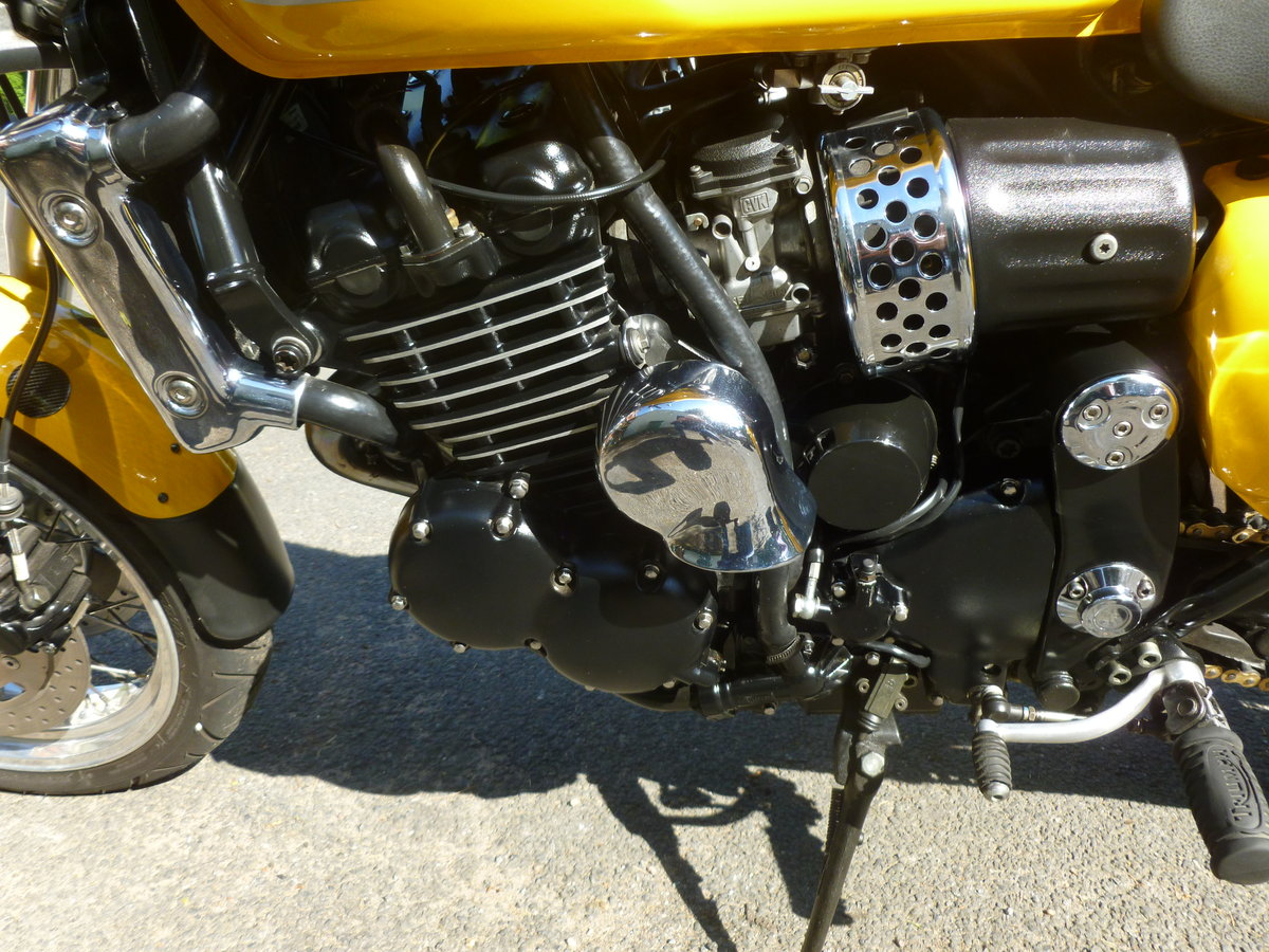 1997 Triumph Thunderbird sport For Sale (picture 6 of 6)