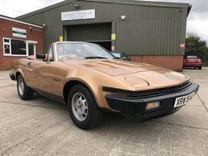 Picture of 1982 Triumph TR7 -- ONLY 39,000 MILES SOLD