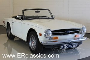 Triumph TR6 Pi 1973 drivers condition For Sale