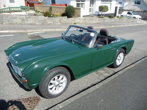 1963 Triumph TR4 Right Hand Drive For Sale