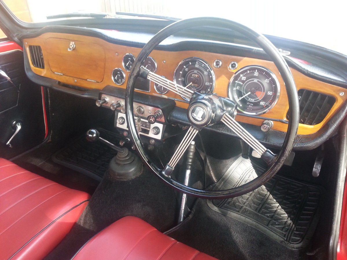 Triumph TR4 1965 may P/X SOLD (picture 5 of 6)
