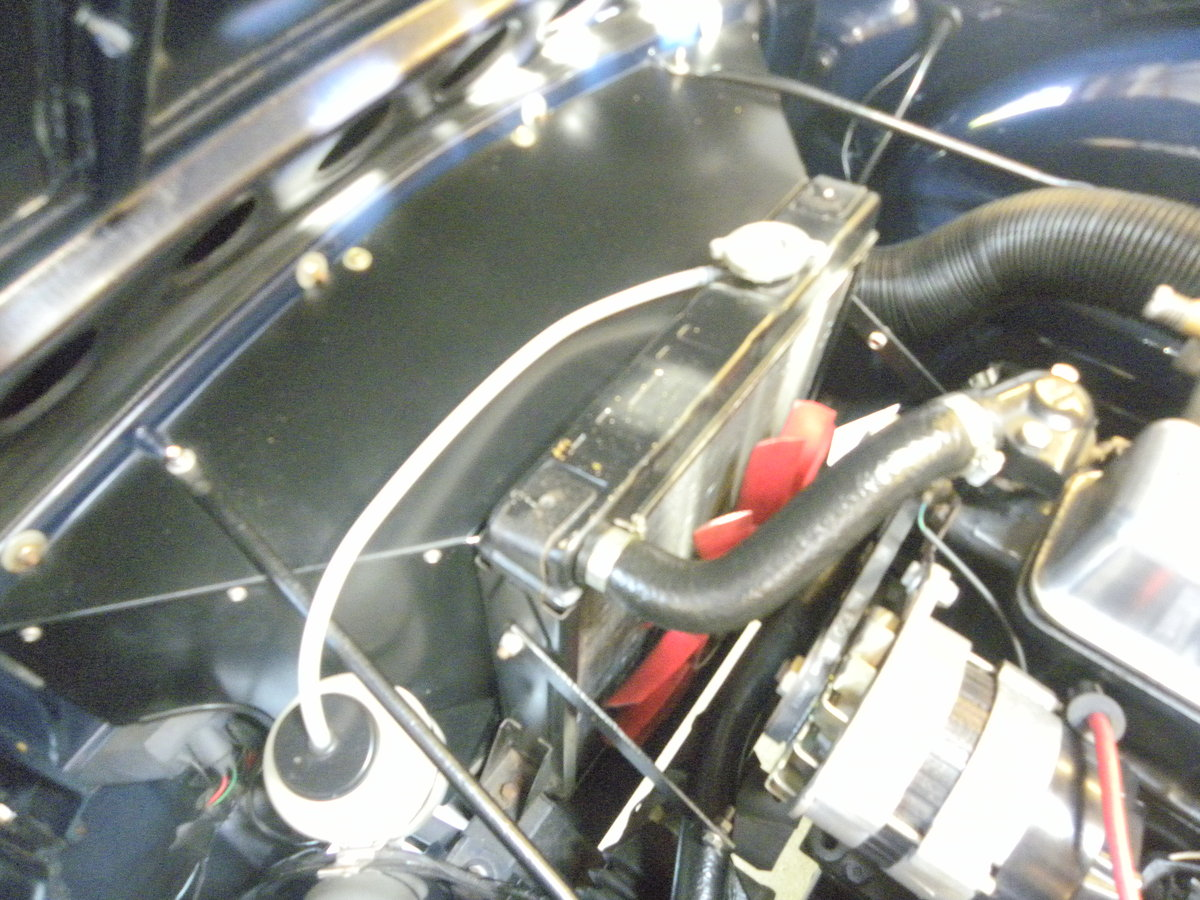 1970 TRIUMPH TR6.CP.OVERDRIVE.NUT & BOLT RESTORATION. For Sale (picture 3 of 6)