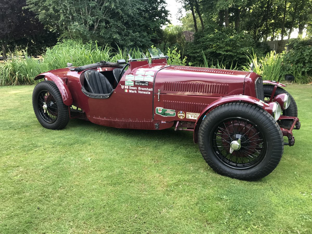 1936 Triumph supercharged For Sale (picture 1 of 6)