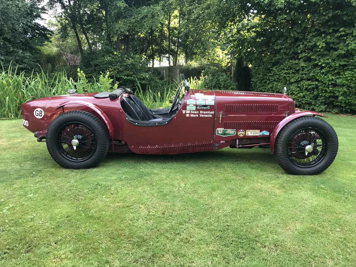 1936 Triumph supercharged For Sale (picture 5 of 6)