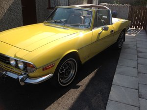 Triumph stag mk2 Auto 1976, For Sale
