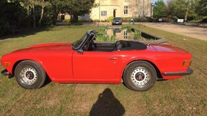 1974 Triumph Tr6 2.5 pi For Sale