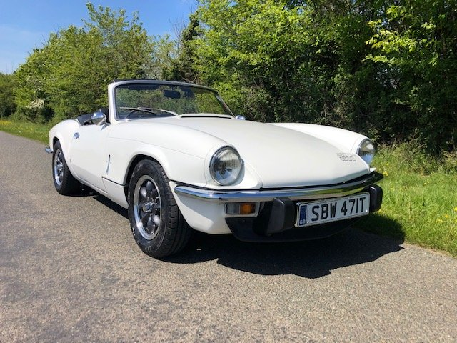 1979 TRIUMPH SPITFIRE 1500 THOUSANDS SPENT ON HER For Sale (picture 1 of 6)