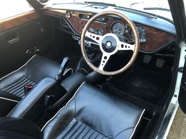 1979 TRIUMPH SPITFIRE 1500 THOUSANDS SPENT ON HER For Sale (picture 5 of 6)