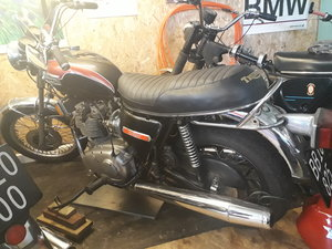 1974 Triumph Trident T150V For Sale