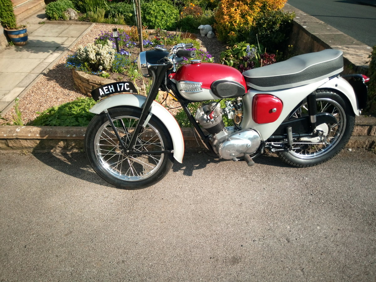 1965 Triumph T20 tiger Cub SOLD (picture 4 of 6)