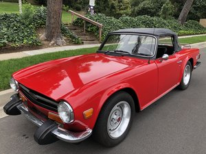 ***1974 Triumph Tr6 For Sale