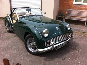 1961 Triumph TR 3A  For Sale