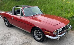Triumph Stag 1973 Auto 3.0 V8 Stunning Classic car For Sale