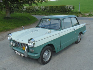 1960 Triumph herald 948 For Sale