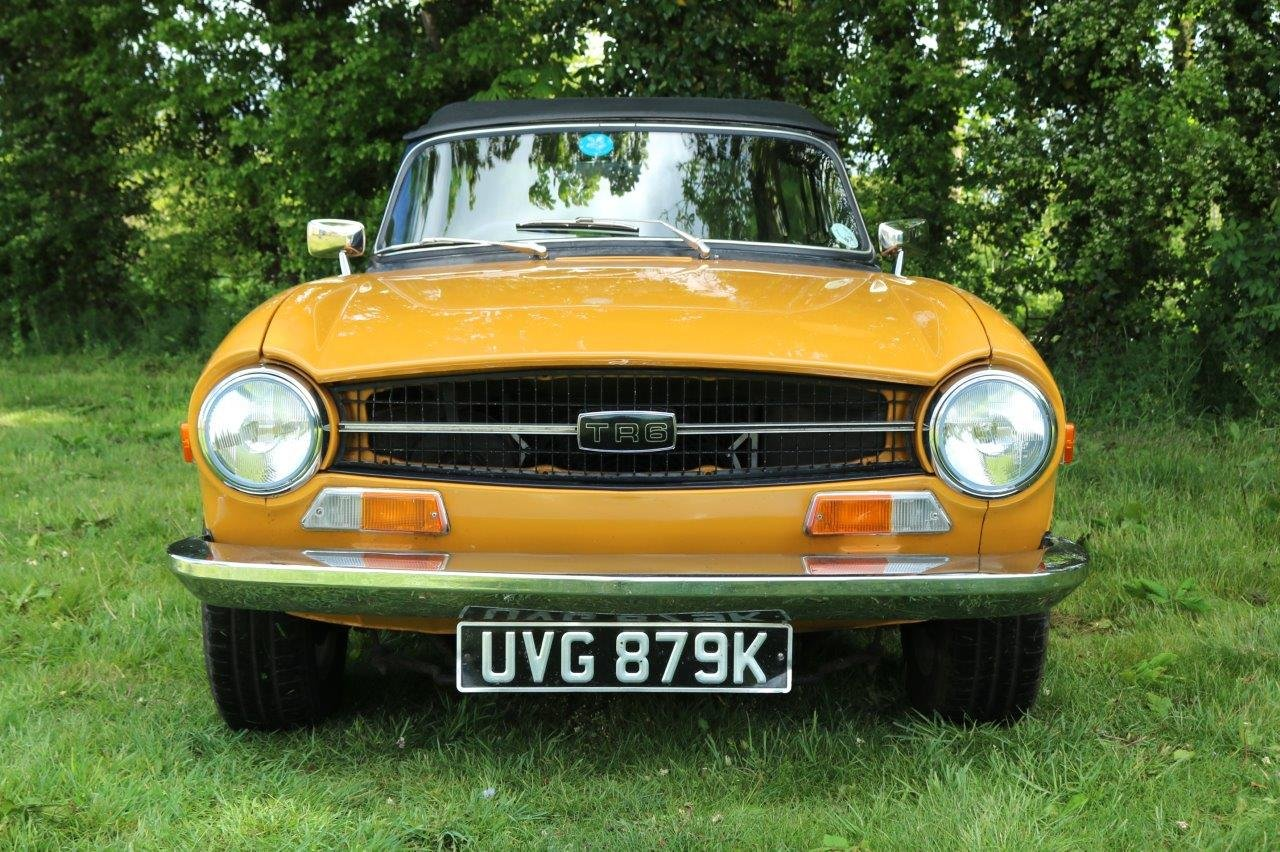 1972 Triumph TR6 - Very Good Condition. Lots Of Upgrades For Sale (picture 3 of 6)