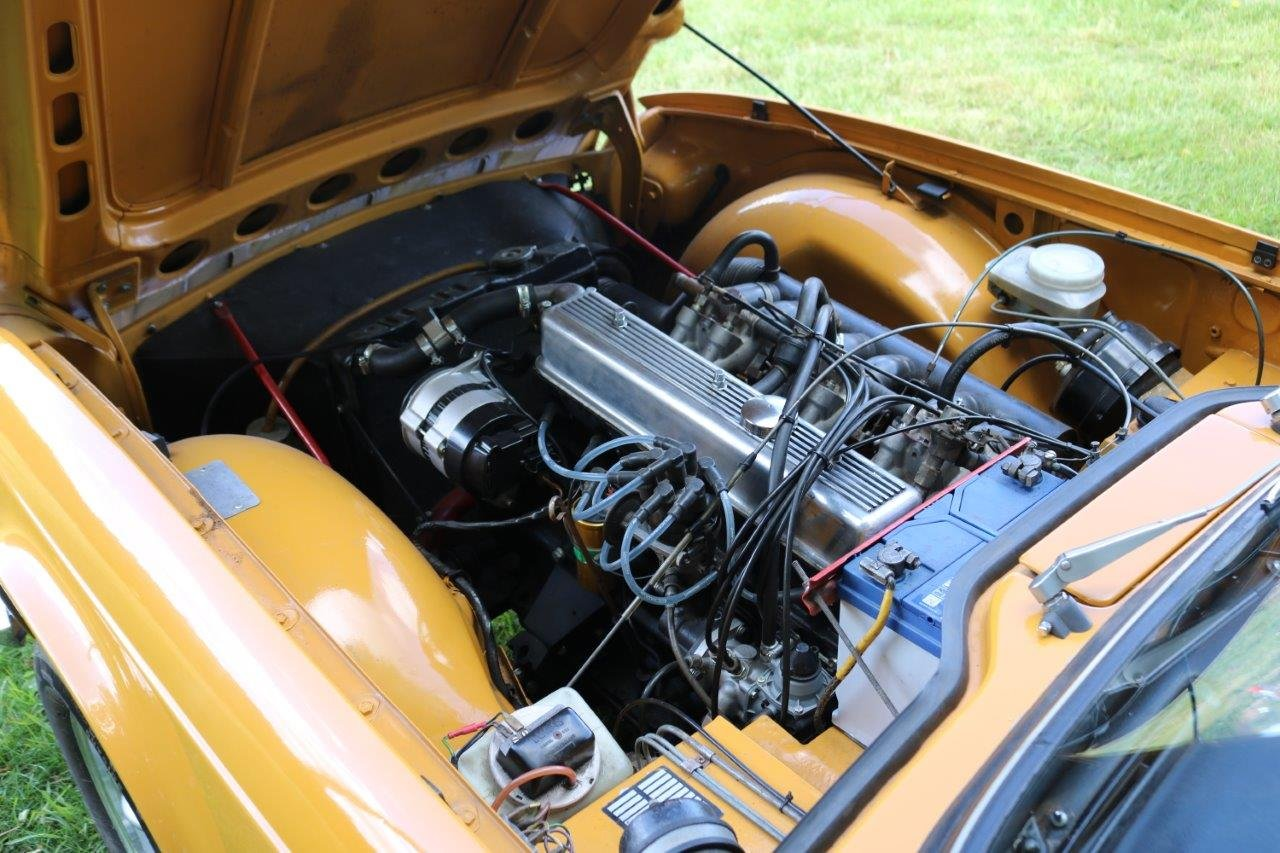 1972 Triumph TR6 - Very Good Condition. Lots Of Upgrades For Sale (picture 6 of 6)