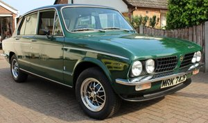 1976 To be sold Wednesday 22nd May 2019- Triumph Dolomite Sprint  For Sale by Auction