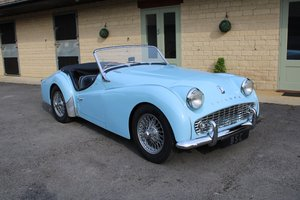 1960 TRIUMPH TR3A - UK CAR AND SUPERB For Sale