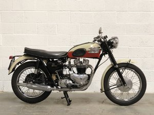 Triumph Trophy TR6 1960 Matching Numbers  For Sale