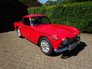 1968 Triumph TR5 - Fully rebuilt For Sale