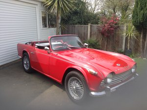 1967 Triumph TR4/A For Sale