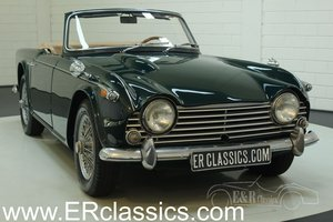 Triumph TR4 A IRS 1967 restored For Sale
