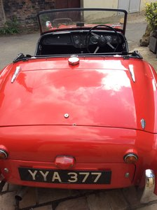 1957 Triumph TR3 Private sale