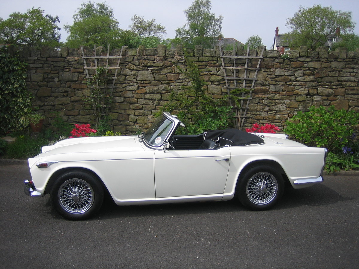 1967 Triumph TR4A Wanted For Sale (picture 1 of 1)