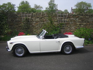 1967 Triumph TR4A Wanted