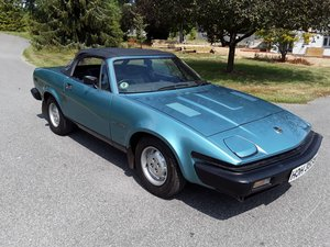 1981 Triumph TR7 Convertible For Sale