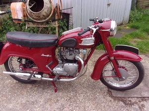 1961 TRIUMPH SPEEDTWIN 5TA For Sale