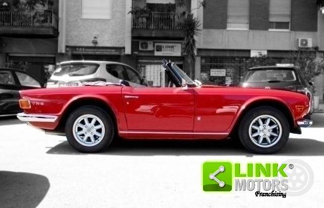 Triumph TR 6 (1973) ASI - PERFETTA For Sale (picture 6 of 6)