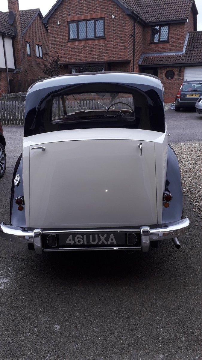 1951 Triumph Renown TDB SOLD (picture 3 of 6)