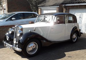 1951 Triumph Renown TDB For Sale