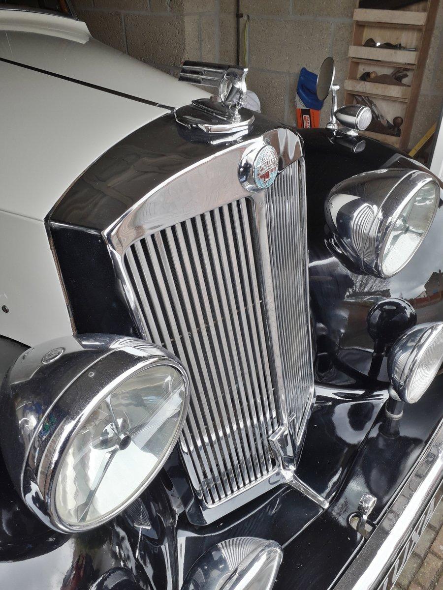 1951 Triumph Renown TDB SOLD (picture 6 of 6)