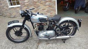 1948 Triumph T100. V5C. Good Runner SOLD