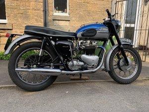 1961 TRIUMPH TIGER 110