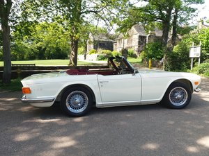 Triumph tr6 early 1970 excellent condition For Sale