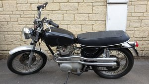 1961 Triumph 500 Speed Twin 5TA For Sale